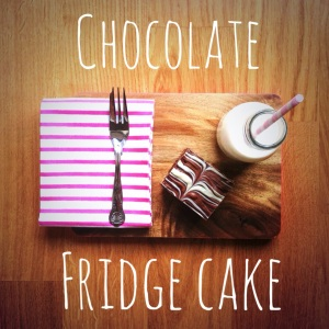 Chocolate Fridge Cake