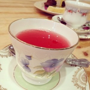 Tea Cup Cocktail